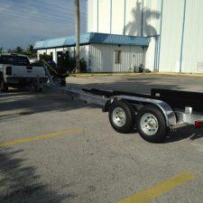 26' Doral Boat Trailer Miami - XCALIBUR Ttrailers 2