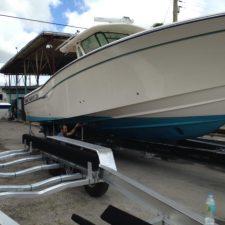 38 Grady White boat trailer Miami - XCALIBUR Trailers