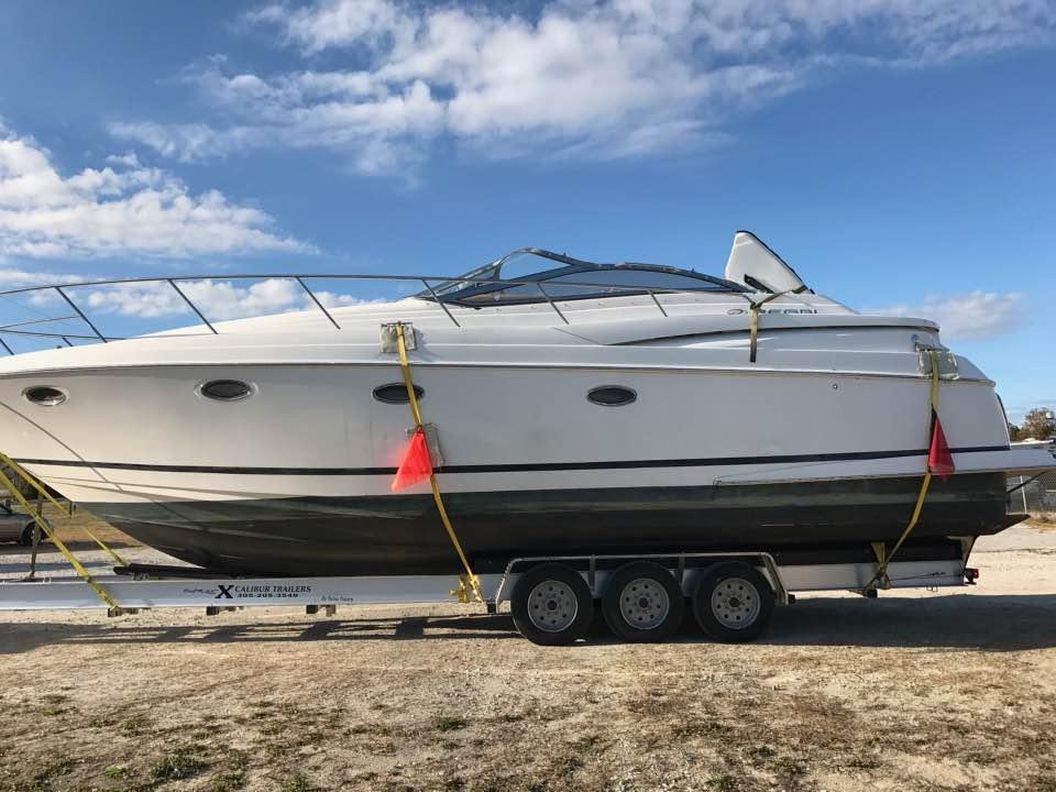 4060 Regal Boat Trailer Miami Florida - XCALIBUR Trailers