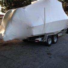Boston Whaler Boat Trailer for Puerto Rico - XCALIBUR Trailers 3