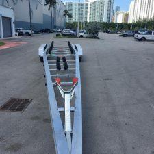 Cigarette Boat Trailers Miami - XCALIBUR Trailers 2