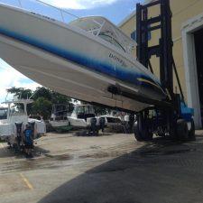 Donzi Sport Fish Cruiser Boat Trailer - XCALIBUR Trailers
