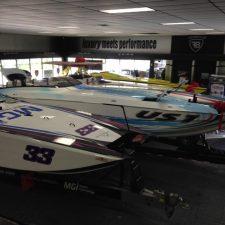 Donzi Sport Fish Cruiser Boat Trailer - XCALIBUR Trailers 3