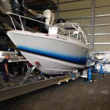XC401XXX 10 Inch I beam 21,000 lb carrying Capacity boat trailer Miami
